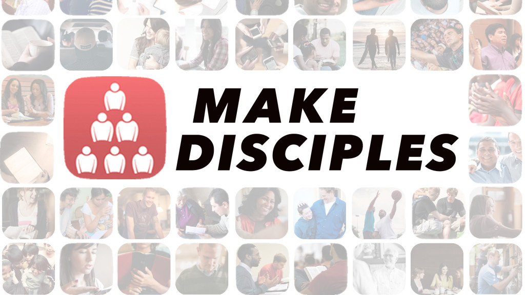 new make disciples art
